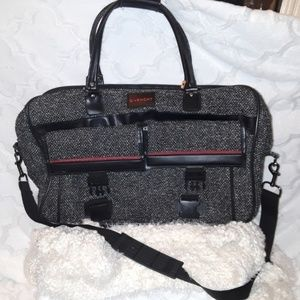 Givenchy Tweed Suitcase Size 19x14